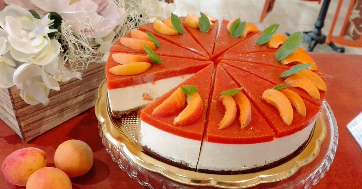 Cheesecake S Letními Chutěmi